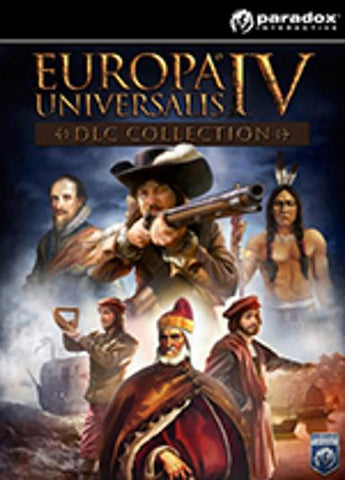 EUROPA UNIVERSALIS IV DLC COLLECTION - STEAM - PC