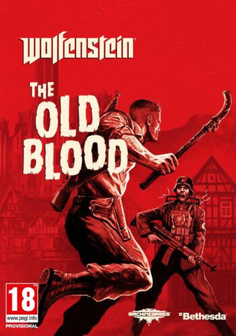 WOLFENSTEIN: THE OLD BLOOD - STEAM - PC
