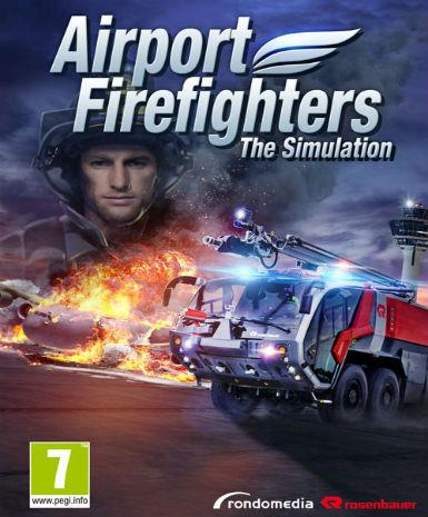 AIRPORT FIREFIGHTERS - THE SIMULATION - STEAM