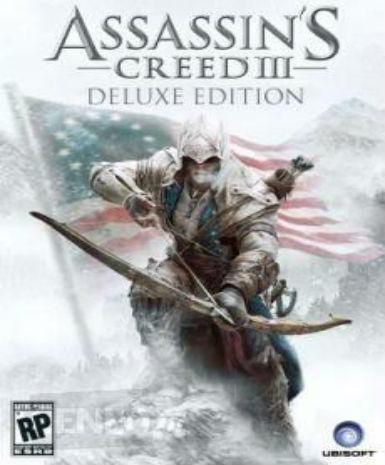 ASSASSIN'S CREED 3 - DELUXE EDITION - UPLAY - PC - EU