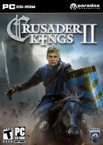 CRUSADER KINGS II - STEAM - PC - WORLDWIDE
