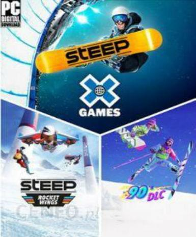 STEEP X GAMES PASS - UPLAY - MULTILANGUAGE - EU - PC