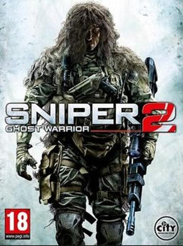 SNIPER: GHOST WARRIOR 2 - STEAM - PC - WORLDWIDE