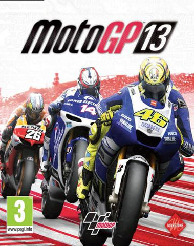 MOTOGP 13 - STEAM - PC - WORLDWIDE Libelula Vesela Jocuri video