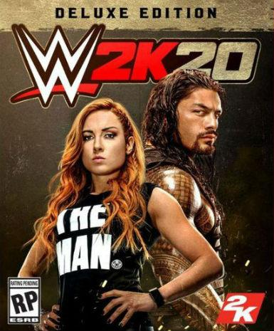WWE 2K20 (DIGITAL DELUXE) - STEAM - EU - MULTILANGUAGE - PC