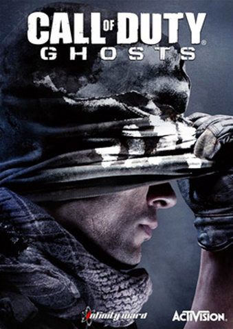 CALL OF DUTY: GHOSTS - STEAM - PC - WORLDWIDE