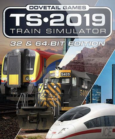 TRAIN SIMULATOR 2019 - PC - STEAM - MULTILANGUAGE - EU