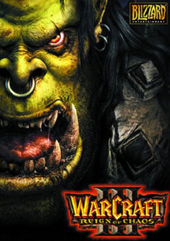 WARCRAFT 3: REIGN OF CHAOS - BATTLE.NET - PC - WORLDWIDE