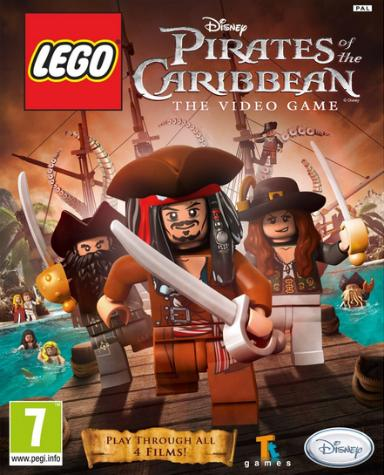 LEGO: PIRATES OF THE CARIBBEAN - STEAM - PC - WORLDWIDE