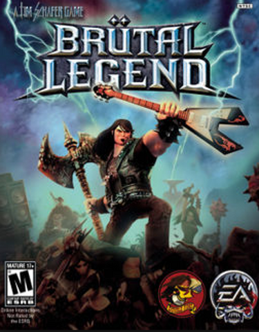 BRUTAL LEGEND - STEAM - PC / MAC - WORLDWIDE
