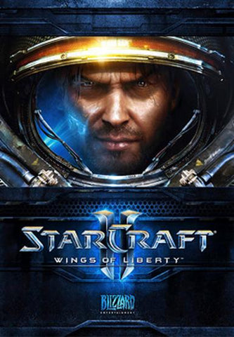 STARCRAFT 2: WINGS OF LIBERTY - BATTLE.NET - PC - EU