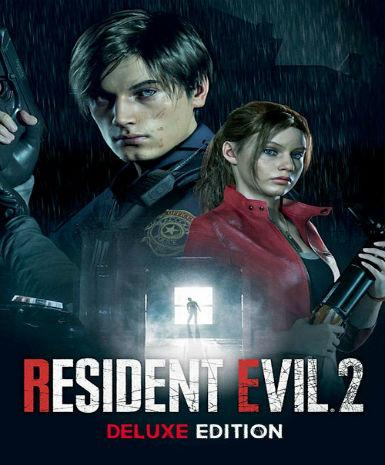 RESIDENT EVIL 2 REMAKE (DELUXE EDITION) - STEAM - PC - EMEA, US & ASIA