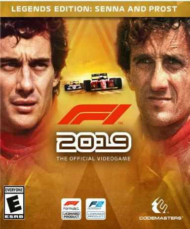 F1 2019 LEGENDS EDITION - STEAM - PC - MULTILANGUAGE Libelula Vesela Jocuri video