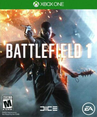 BATTLEFIELD 1 - XBOX ONE - PC - WORLDWIDE