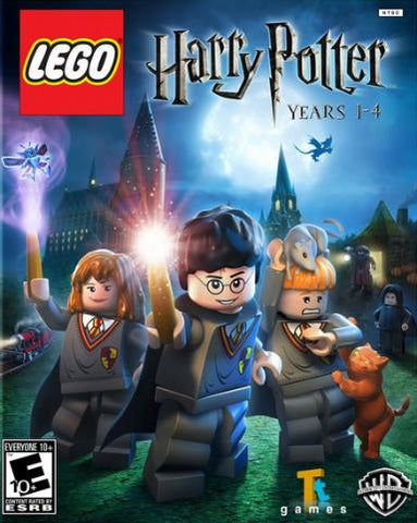 LEGO: HARRY POTTER YEARS 1-4 - STEAM - PC - WORLDWIDE