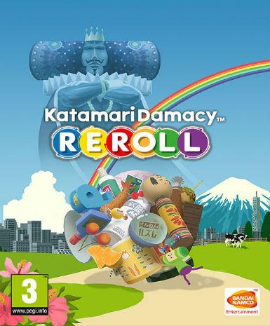 KATAMARI DAMACY REROLL - STEAM - PC - EMEA & ASIA
