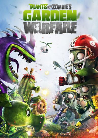 PLANTS VS. ZOMBIES: GARDEN WARFARE - ORIGIN - PC - WORLDWIDE Libelula Vesela Jocuri video