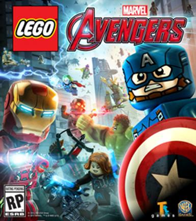LEGO: MARVEL'S AVENGERS - STEAM - PC / MAC - WORLDWIDE