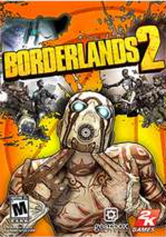 BORDERLANDS 2 - STEAM - PC / MAC - WORLDWIDE
