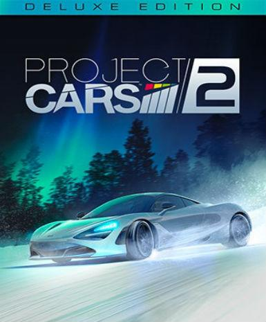 PROJECT CARS 2 (DELUXE EDITION) - STEAM - PC