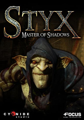 STYX: MASTER OF SHADOWS - STEAM - PC - WORLDWIDE