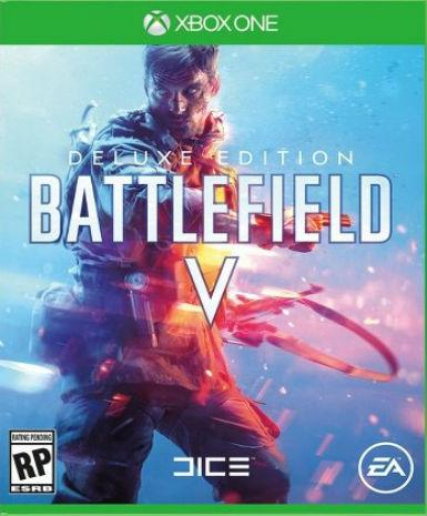 BATTLEFIELD 5 DELUXE EDITION (XBOX ONE) - MICROSOFT STORE - WORLDWIDE