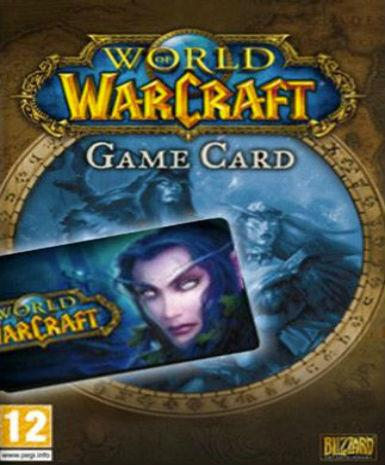 WORLD OF WARCRAFT 30-DAY TIME CARD - BATTLE.NET - MULTILANGUAGE - US - PC