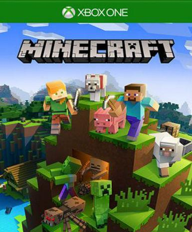 MINECRAFT: MASTER COLLECTION (XBOX ONE) - XBOX LIVE - MULTILANGUAGE - WORLDWIDE Libelula Vesela Jocuri video