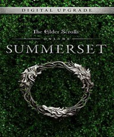 THE ELDER SCROLLS ONLINE: SUMMERSET - UPGRADE PACK - OFFICIAL WEBSITE - PC - WORLDWIDE