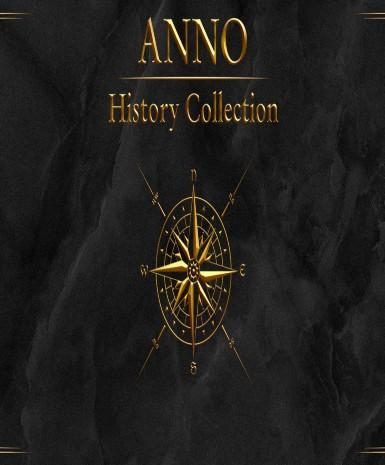 ANNO HISTORY COLLECTION - UPLAY - PC - MULTILANGUAGE - EU