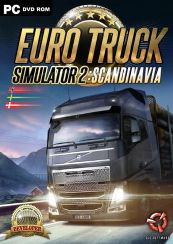 EURO TRUCK SIMULATOR 2: SCANDINAVIA - STEAM - PC / MAC - WORLDWIDE