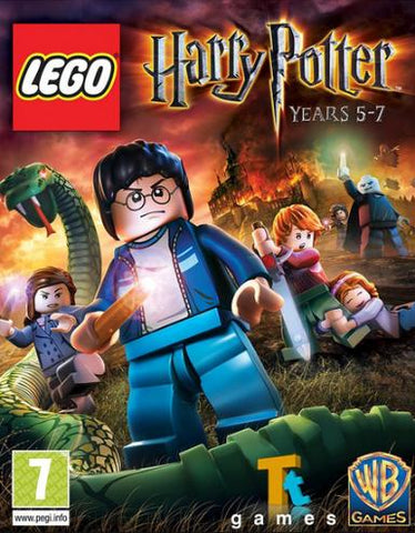 LEGO: HARRY POTTER YEARS 5-7 - STEAM