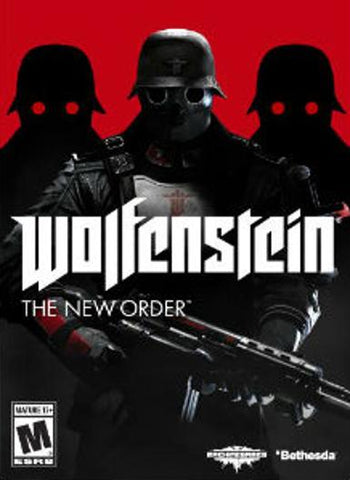 WOLFENSTEIN: THE NEW ORDER - UNCUT - STEAM - PC - WORLDWIDE