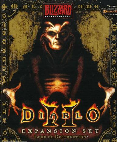 DIABLO 2: LORD OF DESTRUCTION - BATTLE.NET - PC / MAC - WORLDWIDE