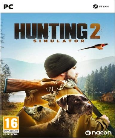HUNTING SIMULATOR 2 - STEAM - PC - MULTILANGUAGE - WORLDWIDE