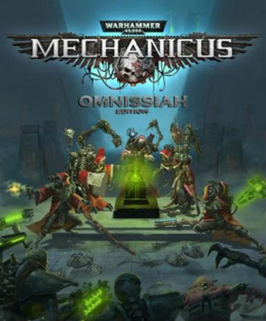 WARHAMMER 40,000: MECHANICUS (OMNISSIAH EDITION) - STEAM - PC - EMEA, US
