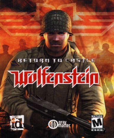 RETURN TO CASTLE WOLFENSTEIN - STEAM - PC - WORLDWIDE