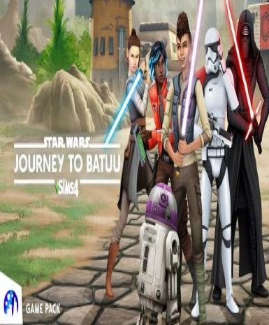 THE SIMS 4: STAR WARS - JOURNEY TO BATUU - ORIGIN - PC / MAC - MULTILANGUAGE - WORLDWIDE Libelula Vesela