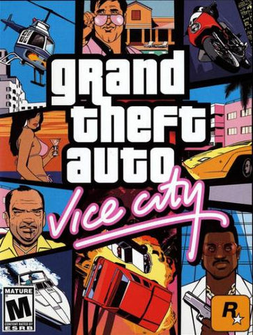 GRAND THEFT AUTO: VICE CITY - STEAM - PC - WORLDWIDE