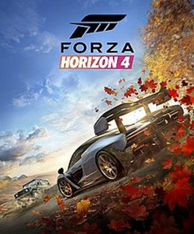 FORZA HORIZON 4 - WINDOWS STORE - PC - WORLDWIDE