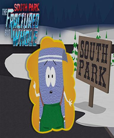 SOUTH PARK THE FRACTURED BUT WHOLE - TOWELIE YOUR GAMING BUD - UPLAY - MULTILANGUAGE - WORLDWIDE - PC