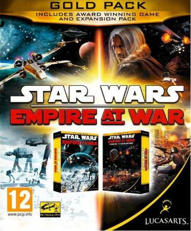 STAR WARS: EMPIRE AT WAR - GOLD PACK - STEAM - PC