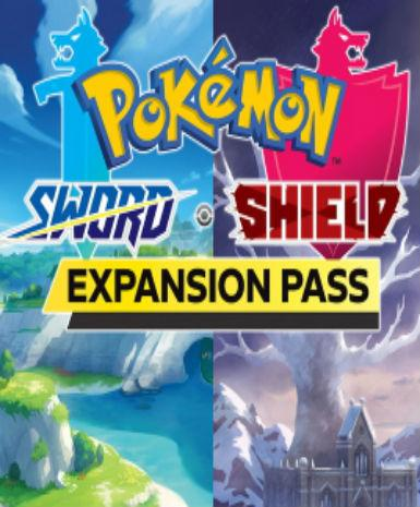 POKEMON SWORD & SHIELD - EXPANSION PASS (DLC) - NINTENDO SWITCH - MULTILANGUAGE - EU - NINTENDO
