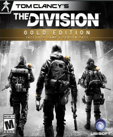 TOM CLANCY'S THE DIVISION - GOLD EDITION - UPLAY - PC - WORLDWIDE
