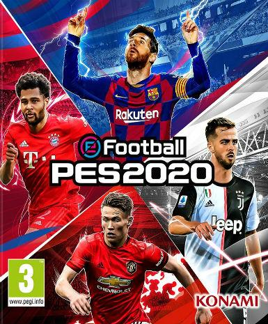 EFOOTBALL PES 2020 - STEAM - WORLDWIDE - MULTILANGUAGE - PC