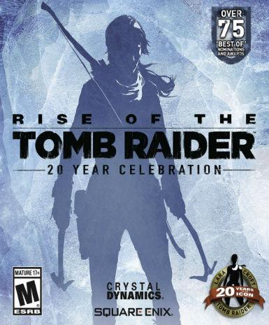 RISE OF THE TOMB RAIDER - 20TH ANIVERSARY EDITION - STEAM - PC / MAC