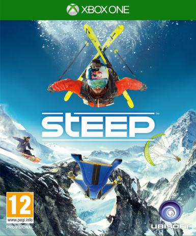 STEEP - XBOX ONE - WORLDWIDE Libelula Vesela Jocuri video