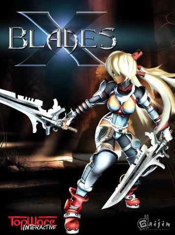 X-BLADES - DIGITAL CONTENT DLC - STEAM - PC