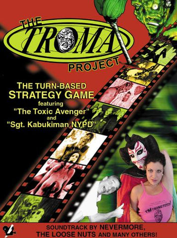 THE TROMA PROJECT - STEAM - PC