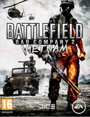 BATTLEFIELD: BAD COMPANY 2 - VIETNAM - ORIGIN - PC - WORLDWIDE